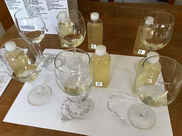 診断士とワイン