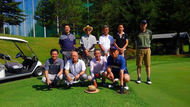 第1回 ゴルフ交流会