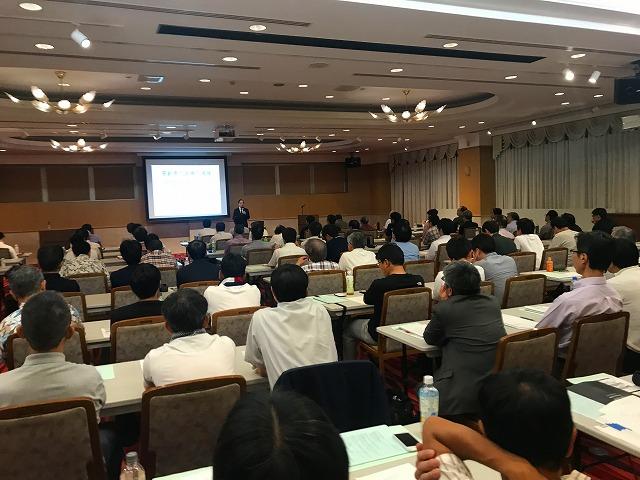 9月1日 理論政策更新研修(松本)