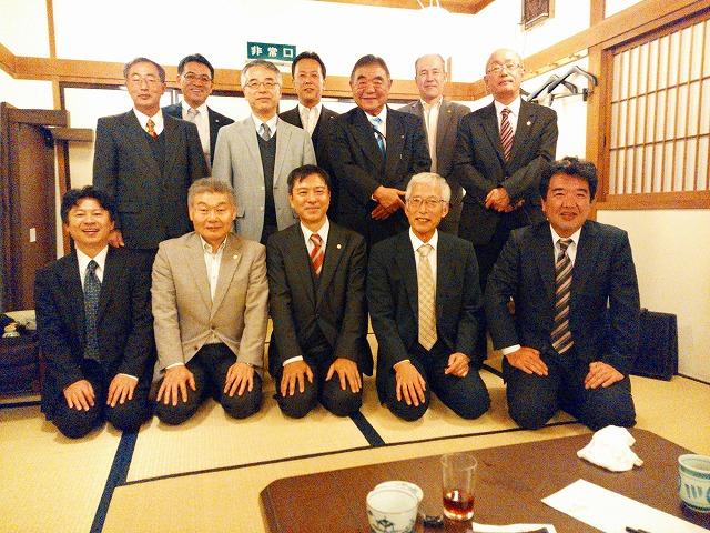 日本弁理士会東海支部長野県委員会様との懇談会