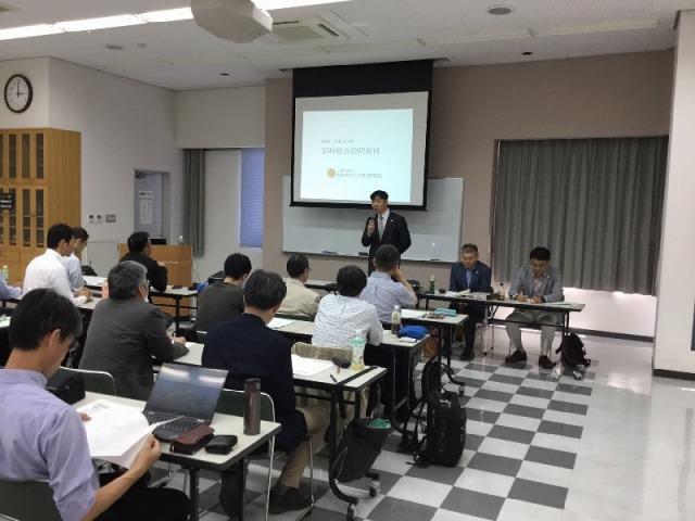 第8期(2019年度)定時総会・記念講演会