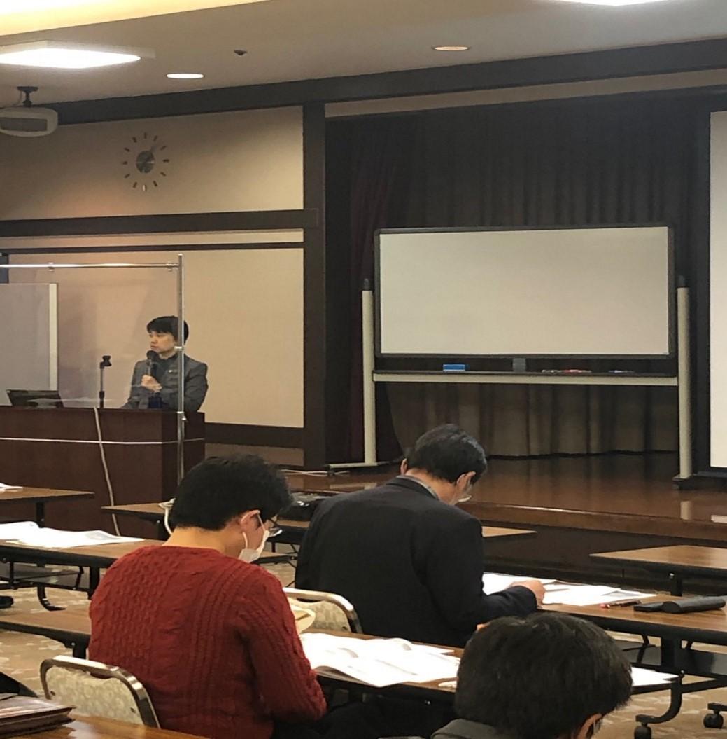 11月7日 2020年度理論政策更新研修(長野会場)