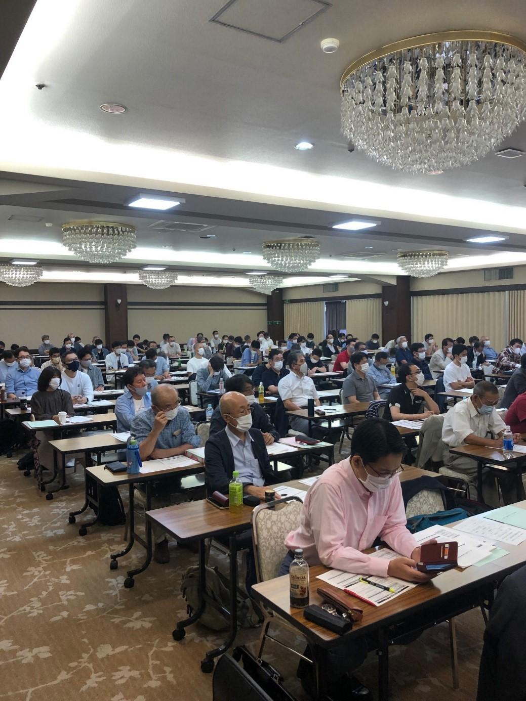 9月4日 2021年度理論政策更新研修(長野会場)