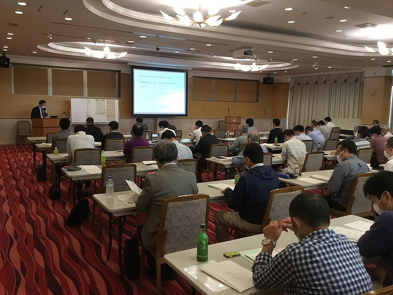 10月2日 2021年度理論政策更新研修(松本会場)